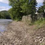 Delaware River gravel removal #1
