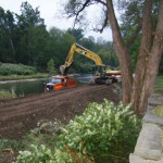 Delaware River gravel removal #2