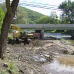 Delaware River gravel removal #4