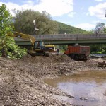 Delaware River gravel removal #5