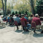 National Day of Prayer - group in prayer