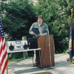 National Day of Prayer - Supervisor Meredith reads Town of Walton Proclamation
